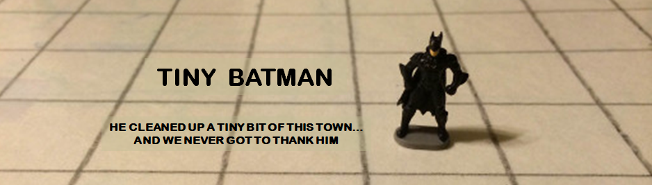 Tiny Batman